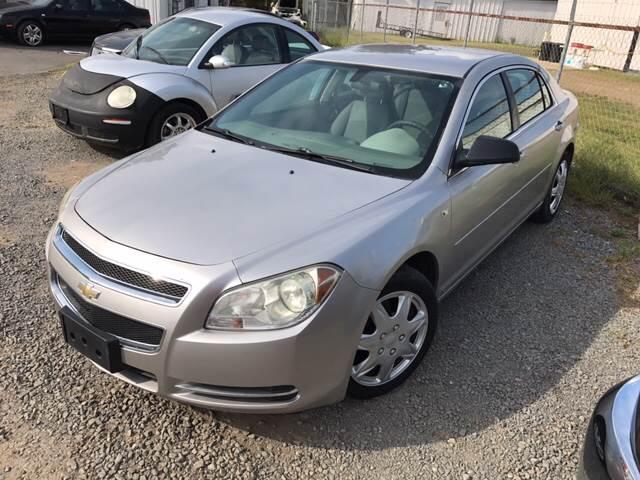 2008 Chevrolet Malibu for sale at Old School Cars LLC in Sherwood AR