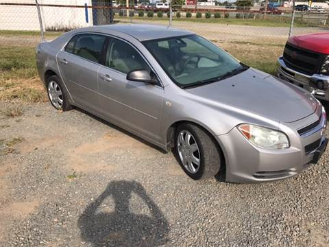 2008 Chevrolet Malibu for sale at Old School Cars LLC in Sherwood AR