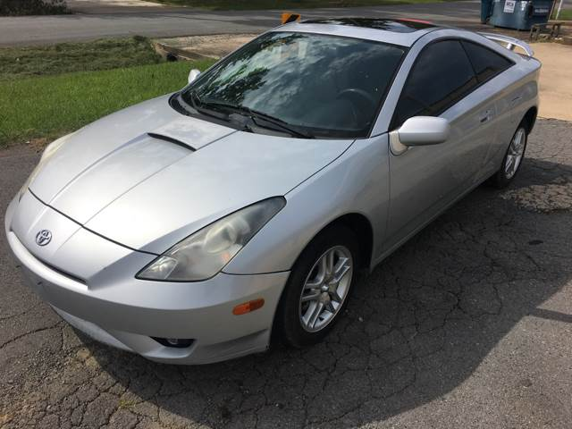 2004 Toyota Celica for sale at Old School Cars LLC in Sherwood AR
