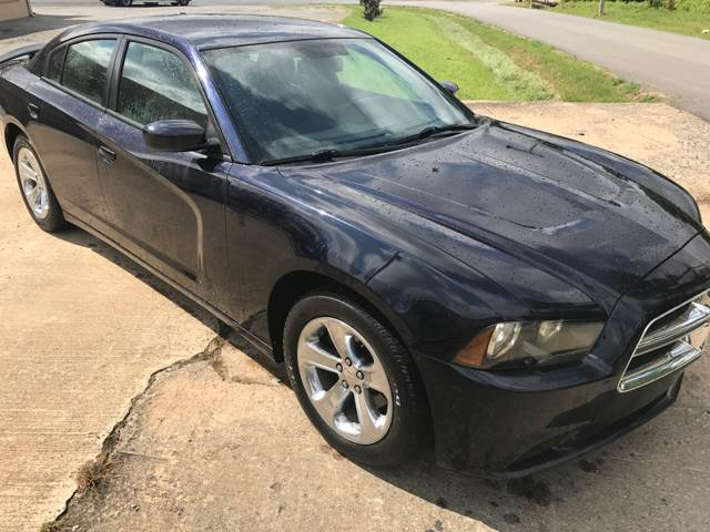 2012 Dodge Charger for sale at Old School Cars LLC in Sherwood AR