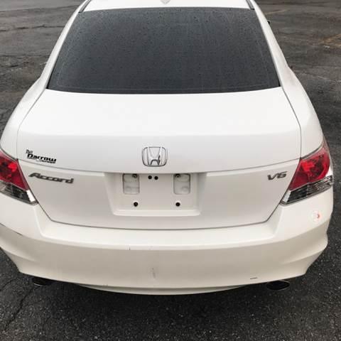2008 Honda Accord for sale at Old School Cars LLC in Sherwood AR