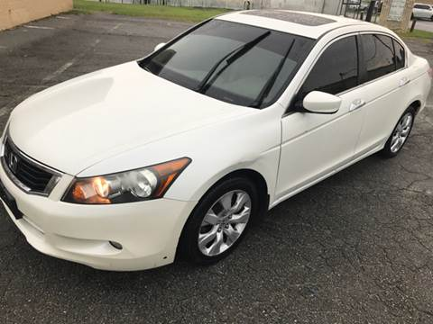 2008 Honda Accord for sale at Old School Cars LLC in Sherwood AR