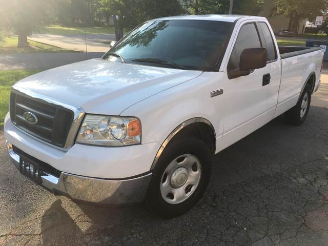 2004 Ford F-150 for sale at Old School Cars LLC in Sherwood AR