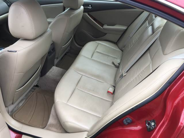 2007 Nissan Altima for sale at Old School Cars LLC in Sherwood AR