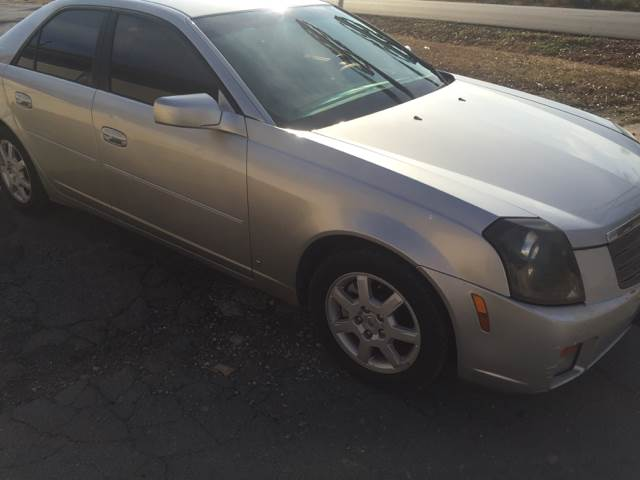 2006 Cadillac CTS for sale at Old School Cars LLC in Sherwood AR