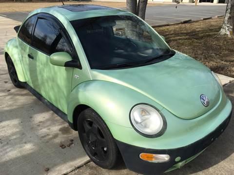 2001 Volkswagen New Beetle for sale in Sherwood, AR