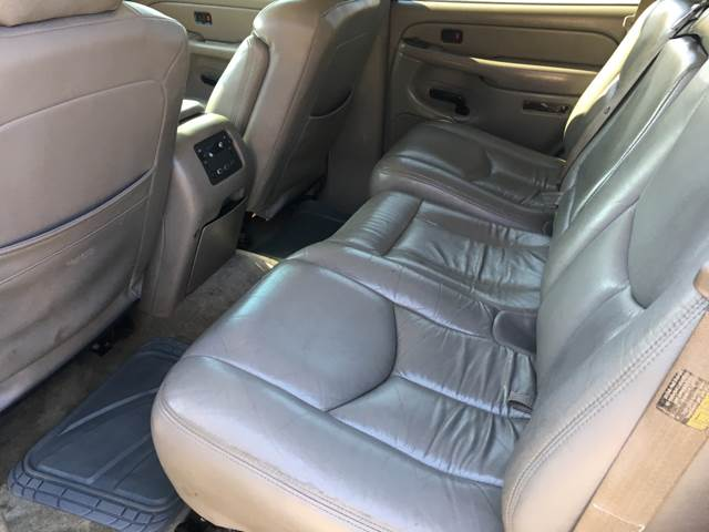 2004 Chevrolet Tahoe for sale at Old School Cars LLC in Sherwood AR
