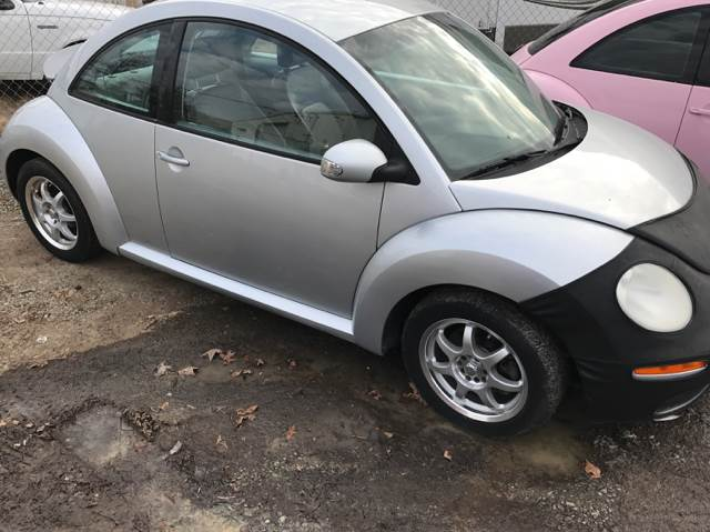2007 Volkswagen New Beetle for sale at Old School Cars LLC in Sherwood AR