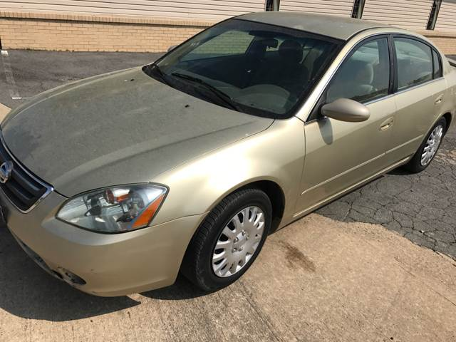 2002 Nissan Altima for sale at Old School Cars LLC in Sherwood AR