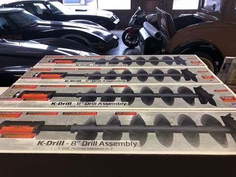 """2019 K-Drill 8"""" for sale in Wheaton, MN"""