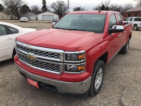 2014 Chevrolet Silverado 1500 for sale in Wheaton MN