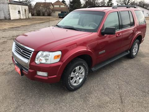 2008 Ford Explorer for sale in Wheaton, MN