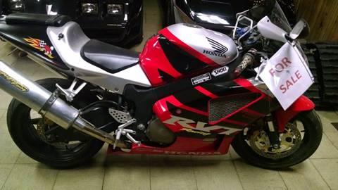 2002 Honda CBR for sale in Wheaton MN