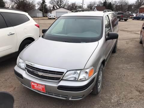 2004 Chevrolet Venture for sale in Wheaton, MN