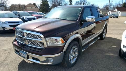 2013 RAM Ram Pickup 1500 for sale in Wheaton, MN