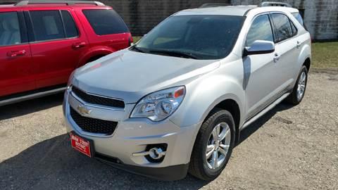 2013 Chevrolet Equinox for sale in Wheaton, MN