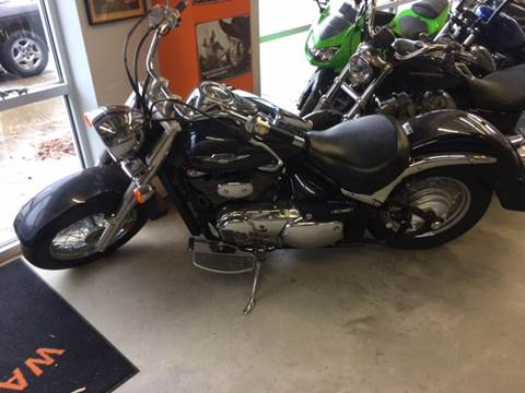 2006 Suzuki Boulevard  for sale at Waynes Wheels in Fayetteville NC