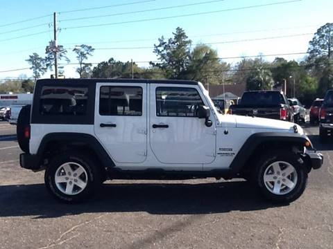2014 Jeep Wrangler Unlimited for sale at cars40.com in Troy AL