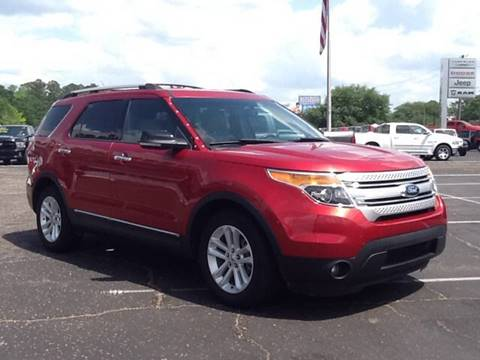 2011 Ford Explorer for sale at cars40.com in Troy AL
