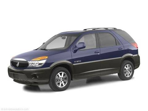 2003 Buick Rendezvous for sale at cars40.com in Troy AL