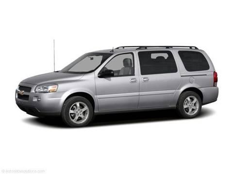 2008 Chevrolet Uplander for sale at cars40.com in Troy AL