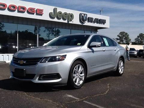 2017 Chevrolet Impala for sale in Troy, AL