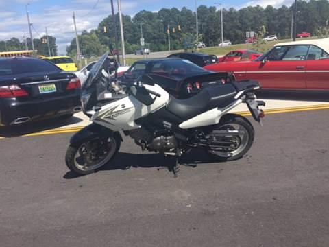 2011 Suzuki DL650 for sale at Gulf Shores Motors in Gulf Shores AL