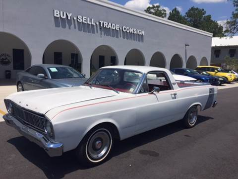 1966 Ford Falcon for sale at Gulf Shores Motors in Gulf Shores AL
