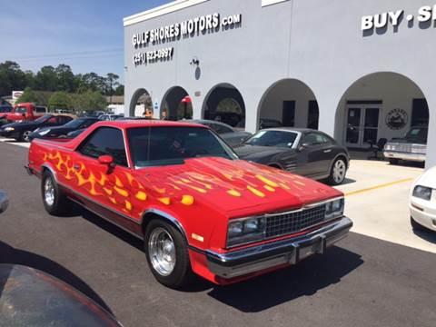 1985 Chevrolet El Camino for sale in Gulf Shores, AL