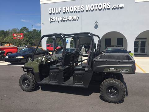 2011 Polaris Ranger for sale in Gulf Shores, AL