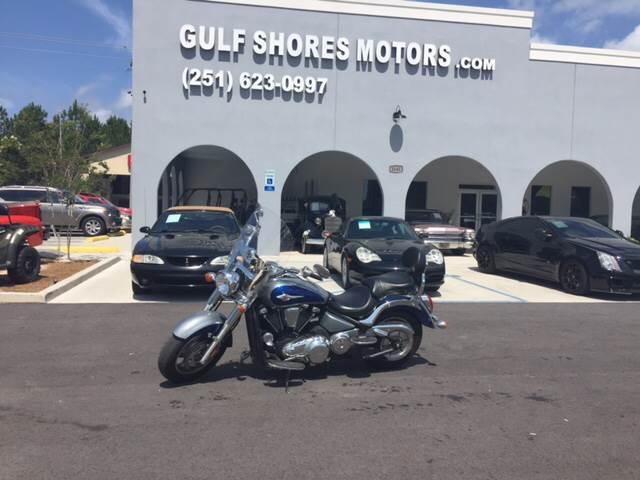 2010 Kawasaki VN2000J9F for sale at Gulf Shores Motors in Gulf Shores AL