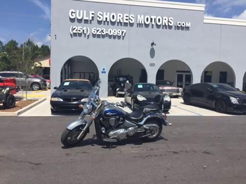2010 Kawasaki VN2000J9F for sale in Gulf Shores, AL