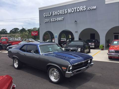 1970 Chevrolet Nova for sale in Gulf Shores, AL