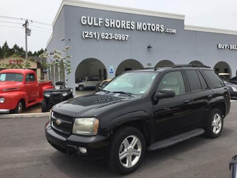 2007 Chevrolet TrailBlazer for sale at Gulf Shores Motors in Gulf Shores AL
