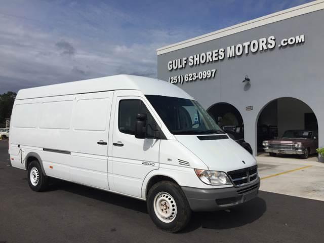 2006 Dodge Sprinter Cargo for sale at Gulf Shores Motors in Gulf Shores AL