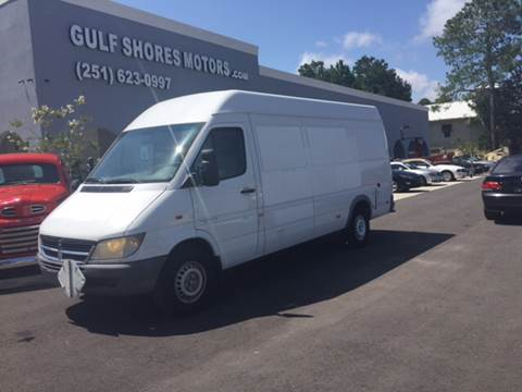 2006 Dodge Sprinter Cargo for sale at Gulf Shores Motors in Gulf Shores AL