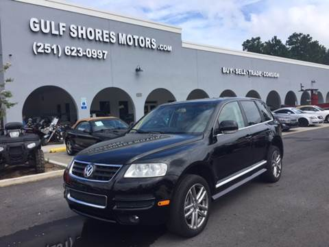 2006 Volkswagen Touareg for sale at Gulf Shores Motors in Gulf Shores AL