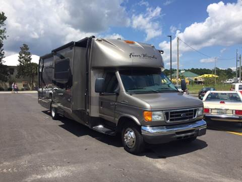 2007 Ford E-450 for sale at Gulf Shores Motors in Gulf Shores AL
