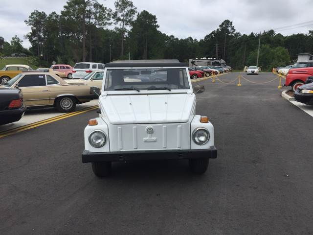 1974 Volkswagen Thing for sale at Gulf Shores Motors in Gulf Shores AL