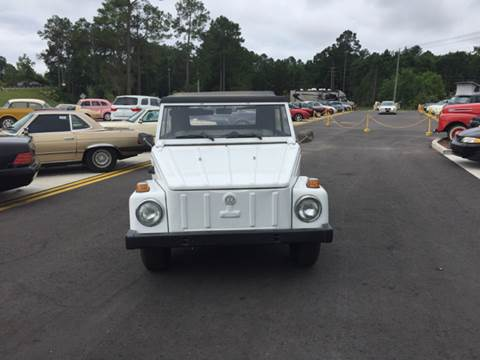 Volkswagen Thing For Sale >> Volkswagen Thing For Sale In Gulf Shores Al Gulf Shores Motors