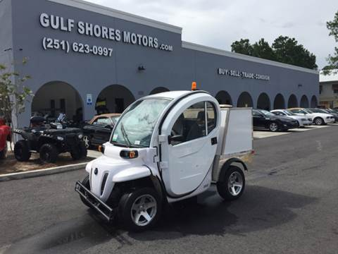 2015 GEM ES for sale at Gulf Shores Motors in Gulf Shores AL