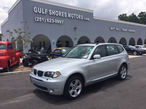 2005 BMW X3 for sale at Gulf Shores Motors in Gulf Shores AL