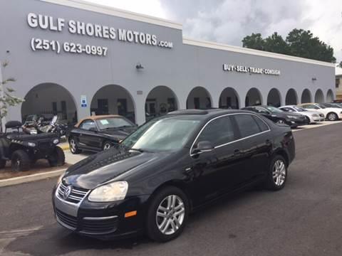 2006 Volkswagen Jetta for sale at Gulf Shores Motors in Gulf Shores AL