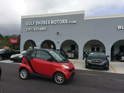 2009 Smart fortwo for sale at Gulf Shores Motors in Gulf Shores AL