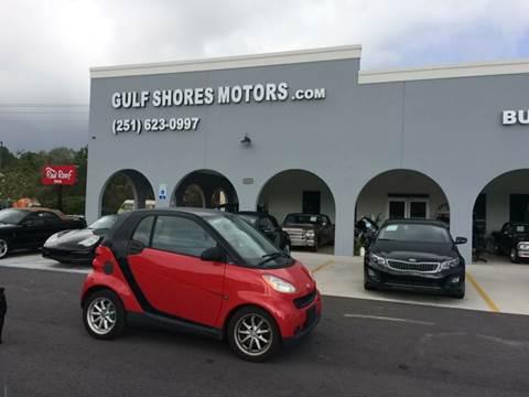 2009 Smart fortwo for sale in Gulf Shores, AL