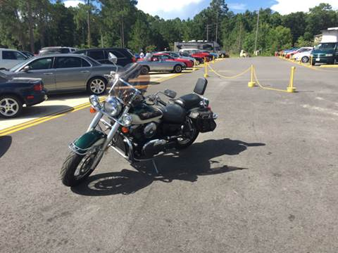 1997 Kawasaki Vulcan for sale at Gulf Shores Motors in Gulf Shores AL