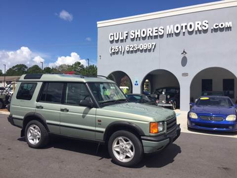 2002 Land Rover Discovery Series II for sale at Gulf Shores Motors in Gulf Shores AL
