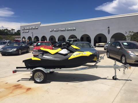 2016 SeaDoo Spark for sale at Gulf Shores Motors in Gulf Shores AL
