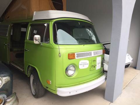 1975 Volkswagen Bus for sale at Gulf Shores Motors in Gulf Shores AL