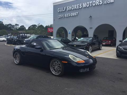 1999 Porsche Boxster for sale at Gulf Shores Motors in Gulf Shores AL